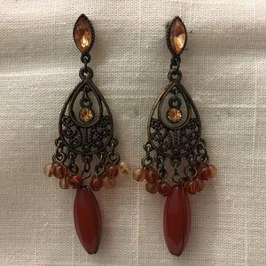 Vintage Style Dangle Drop Earring